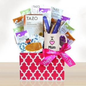 Mother's Day gifts : Grab Mom's Tea Time! Mothers Day Gift Baskets At $55.99