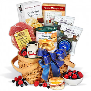 Mother's Day Gift Basket : Get Breakfast in Bed At $89.99