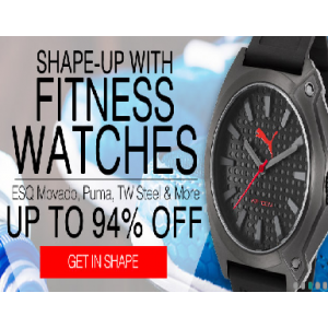 Upto 94% Off on Branded Watches