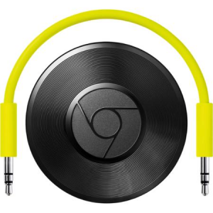 Buy Google Chromecast Audio At $35.00