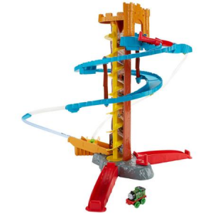 Get Fisher-Price Thomas and Friends Minis Twist-N-Turn Stunt Set At $19.97