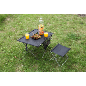 Outdoor Camping Picnic Travel Garden Foldable Table Folding Desk & Chairs stool At $27.69