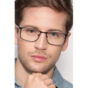 CLINTON Black Eyeglasses