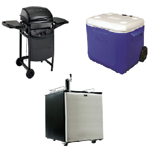 Get Upto 50% on Coleman, Char-Broil & More