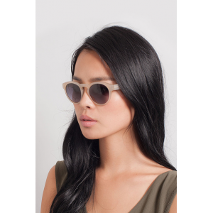 PENELOPE Ivory Sunglasses for Women At  $45