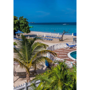 Get Negril Resort on Seven Mile Beach + Perks At $369