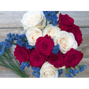 Celebrate America : $15 for $30 to Spend on Farm-Fresh Flowers
