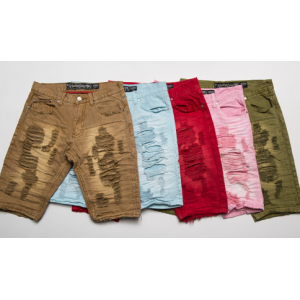 Buy Men's Denim Shorts Starting at $39.95