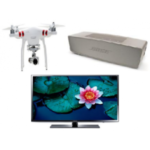 Upto 50% Off on DJI, Bose, Samsung and more