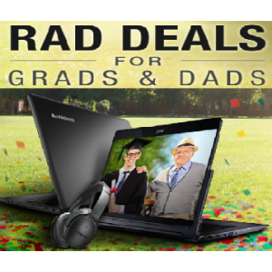 Rad Deal For Grads & Dads