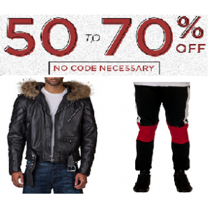 Semi Annual Clearance Sale : Get 50% - 70% Off on Fashion Apparel