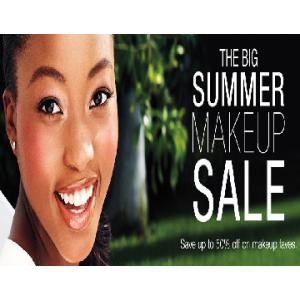 Summer MakeUp Sale : Save Upto 50% Off on MakeUP Faves