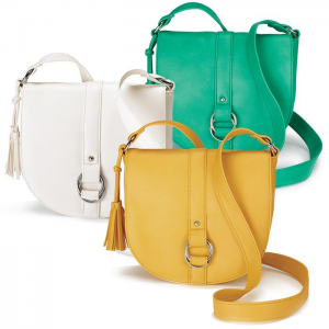 Get Classic Organization Crossbody Bag At $24.99