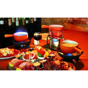 Fondue and Drinks at Geja's Cafe (Up to 68% Off).