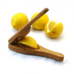 Get Enrico EcoTeak Lemon Squeezer in Lacquer At $30.11