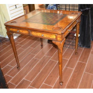 Game table by Theodore Alexander Lot 132D At  $25.00