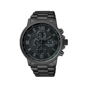 Citizen CA0295-58E Black Stainless Steel NightHawk Eco-D At $229.00