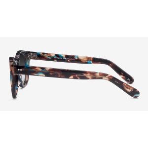 HORIZON Nebular Blue Sunglasses for Women At $70