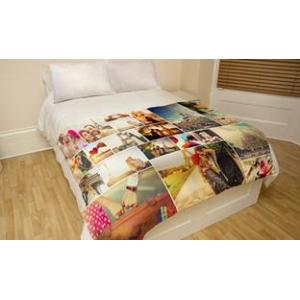 Custom Faux-Mink Photo Blankets by Printerpix At $24.99