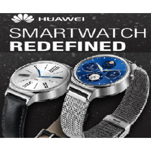 HUAWEI Redefined Smartwatch Starts At $299