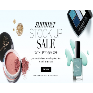 Summer Stock Up Sale : Get Upto 60% Off on Beauty Products