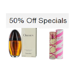 Get Upto 50% off on Special Fragrance