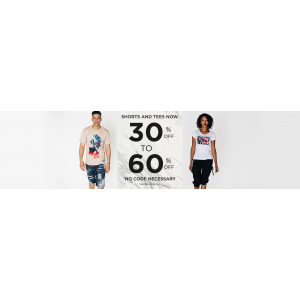 Get Upto 30 to 60% Off On Shorts And Tees