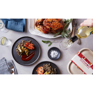 Upto 49% Off On Three or Six Prepared Healthy Meals Delivered from Cooked Chicago(Groupon)