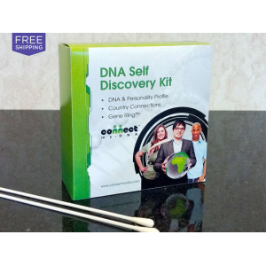 DNA Self Discovery Starter Map Kit At $29.99(Living Social)