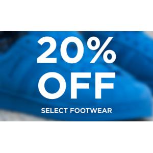 Upto 20% Off On Select Foot Wear (Jimmy Jazz)