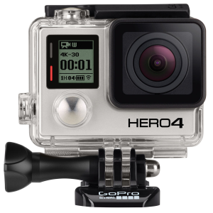 Grab GoPro HERO4 Black Edition Camera At $329 (Ebay)