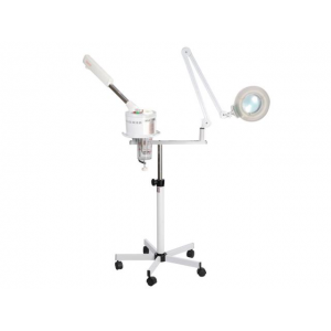 Pro 2 In 1 Facial Steamer Magnifying Lamp Hot Ozone Machine Spa Salon Beauty At $139.99(new egg)
