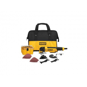 Factory-Reconditioned DWE315KR 3 Amp Oscillating Tool Kit with 29 Accessories At $144.99 (Newegg)