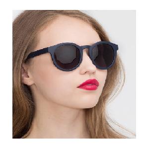 Buy Matte Black Sunglasses Just At $25 (Eyebuydirect)