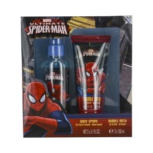 Get Spiderman Body Spray 5 oz & Shampoo Shower Gel 5 oz for Kid At $8.39 (FragranceNet)
