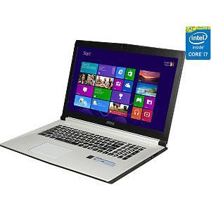 MSI PE70 2QD-062US Gaming Laptop 4th Generation Intel Core i7 4720HQ (2.60 GHz) 16 GB Memory 1 TB HDD NVIDIA GeForce GTX 950M 2 GB GDDR3 17.3