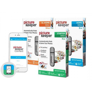 Picture Keeper USB with Mobile App At  $14.99(livingsocial)