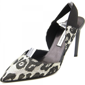 Diane Von Furstenberg Blaire Pointed Toe Synthetic Slingback Heel At $73.99 (Ebay)