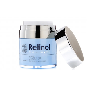 Passport to Organics Retinol 2.5% High Potency Anti-Aging Cream 1.7oz At $24.99