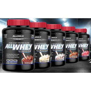 5lb. Tub of ALLMAX Allwhey Classic Pure Whey-Protein At $29.99(groupon)