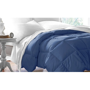 Hotel Grand All Seasons Down Alternative Comforter At $29.99(groupon)