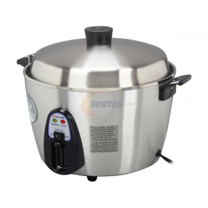 Tatung 11 Cup Stainless Steel Rice Cooker TAC-11KN(UL) At $129.99(newegg)