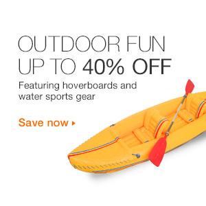 Outdoor Fun up to 40% off Only At Ebay