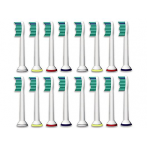 8 Pack: Sonicare Compatible Electric Replacement... At $7.99