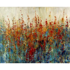 Grab Wildflower Patch Wall Art At $349 (Home Decorators)