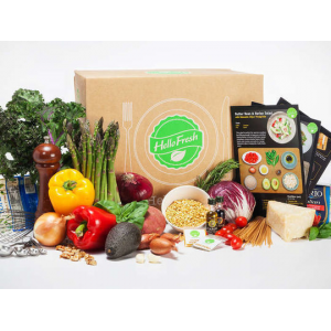 Home-Delivered Meals with Farm-Fresh Ingredients At $39(living social)