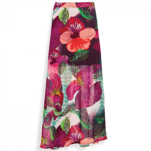 Get mark. Orchid Show Maxi Skirt At $40 (Avon)
