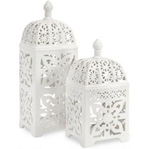 Buy these gorgeous tea light lanterns Just At $45 (Home Decorators)