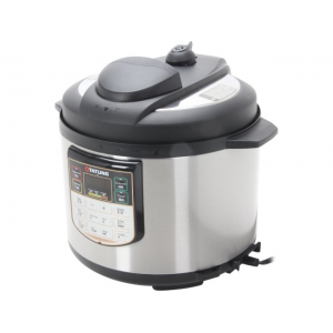 TATUNG TPC-5L 5L Pressure Cooker with Inner Pot - Stainless Steel At $68.99