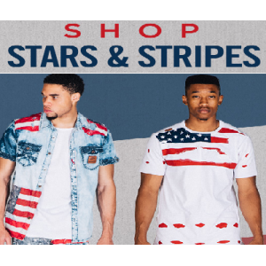 Independence Special : Shop Stars & Stripes Starting At $19.99 (Jimmy Jazz)